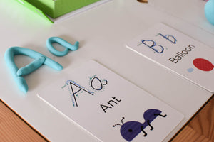 Wipe-Clean Activity Set - Letters