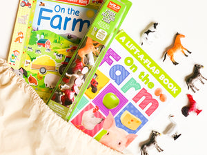 On the Farm Mini Play Kit