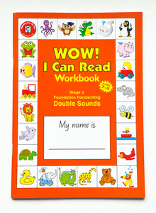Wow! I Can Read Workbook - Stage 3