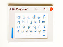 Load image into Gallery viewer, Magnatab - A-Z Lower Case Letter