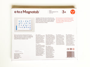 Magnatab - A-Z Lower Case Letter
