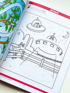 Tracing Trails Activity Workbook