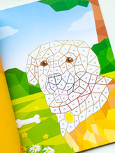 Load image into Gallery viewer, Kids Sticker Mosaics - Cute Pets
