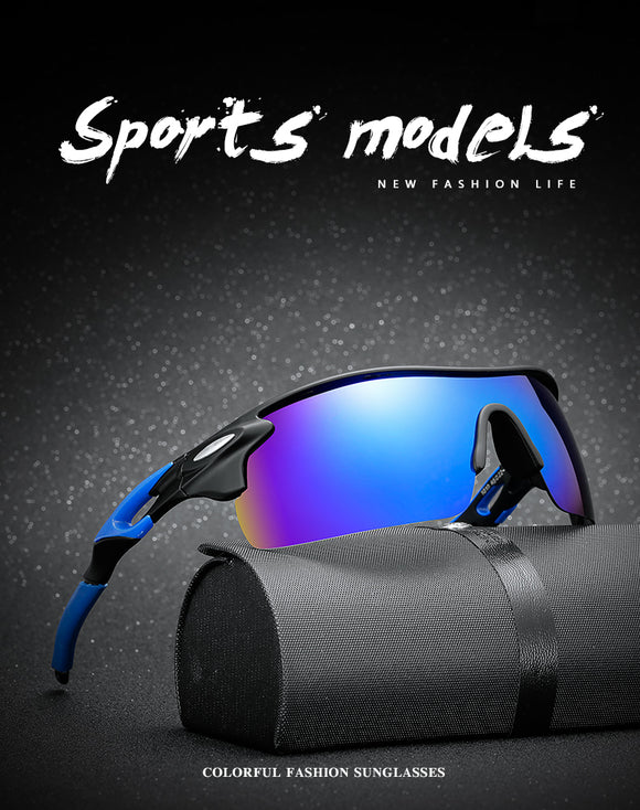 Sport Polarized Sunglasses  UV400 Windproof sunglasses for men women - sunglasses depo