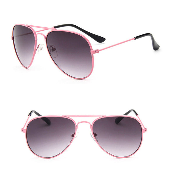 Classic Mirror Pilot Sunglasses - Girls - sunglasses depo