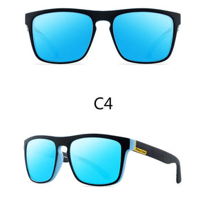 Men Polarized Sunglasses Vintage Anti-UV Driver - sunglasses depo