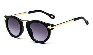 Kids Stylish Cat Eye Sunglasses - sunglasses depo