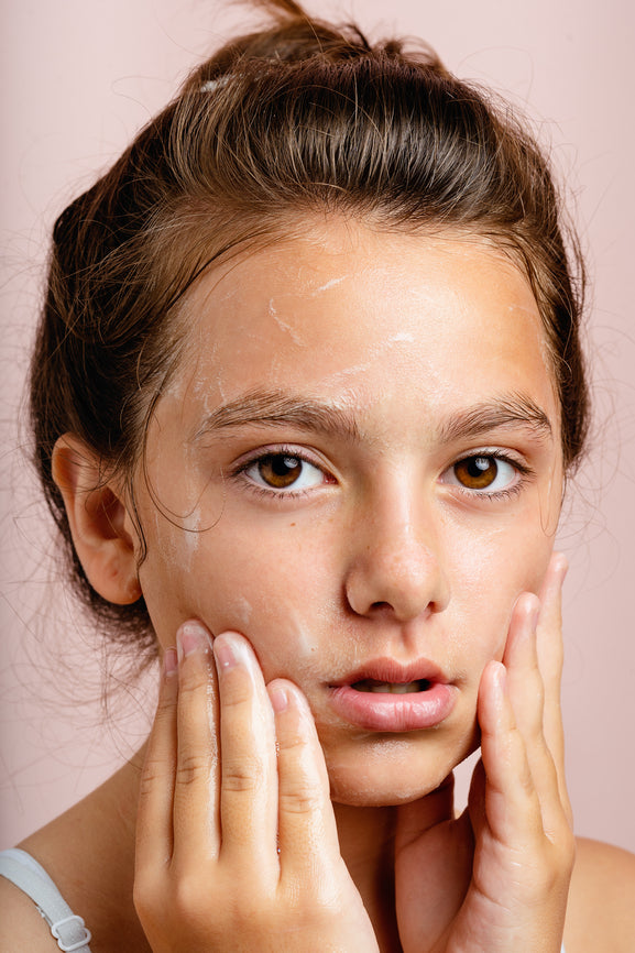How Girls' Skin Changes During Puberty