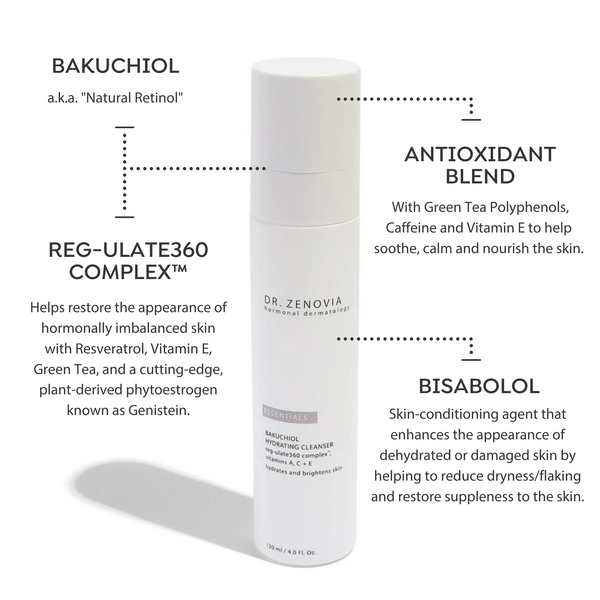 Bakuchiol Hydrating Cleanser