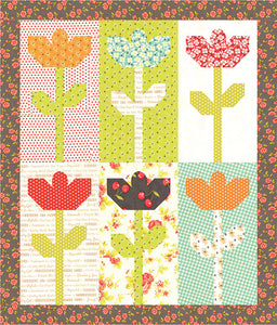 Mini Daisies Quilt Pattern | Fig Tree Quilts