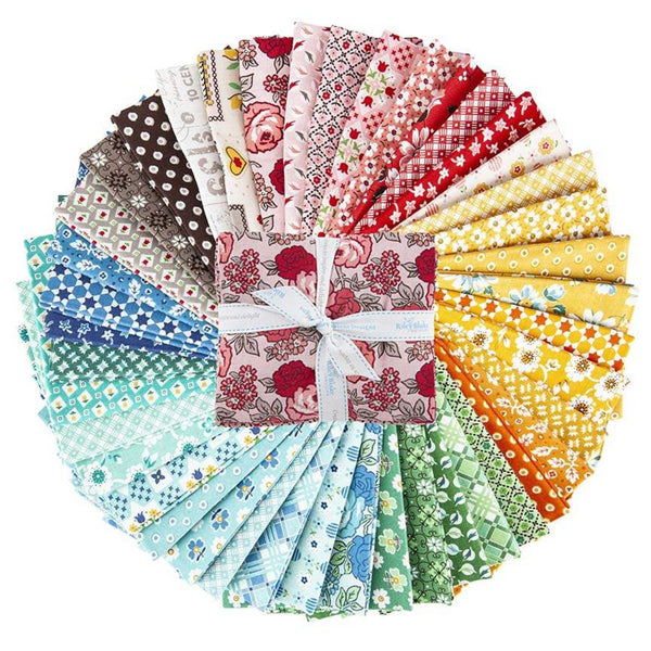 Flea Market Fat Quarter Bundle | Lori Holt