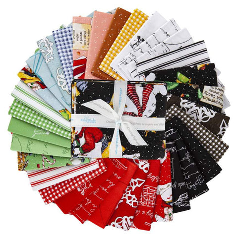 Snow Sweet Fat Quarter Bundle