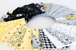 Honey Run Fat Quarter Bundle