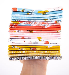 Petals & Pots Fat Quarter Bundle