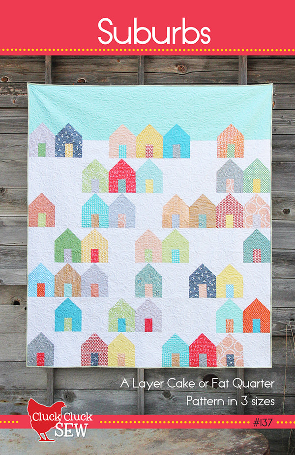 Suburbs Pattern by Cluck Cluck Sew