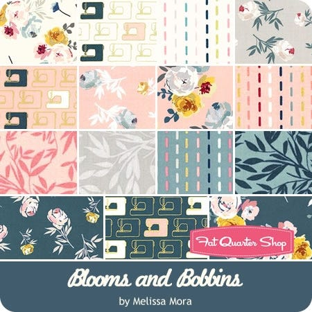 "Blooms & Bobbins 10"" Stacker"