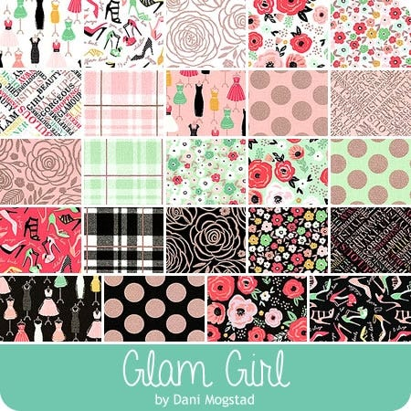 "Glam Girl 10"" Stacker"