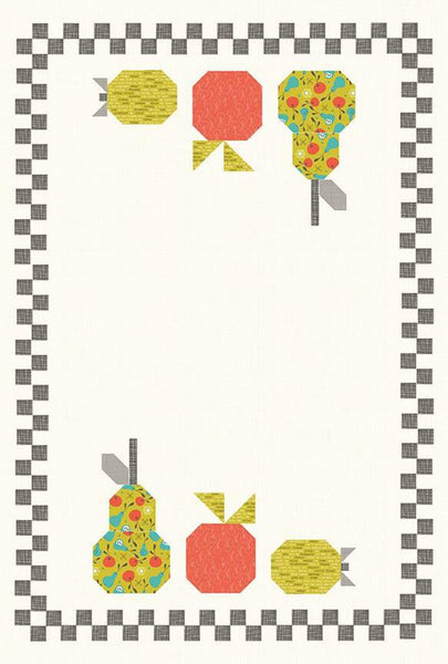 Sandy Gervais Fun and Fruity 3-In-One Pattern