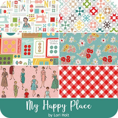 My Happy Place Home Decor 6 Yard Bundle