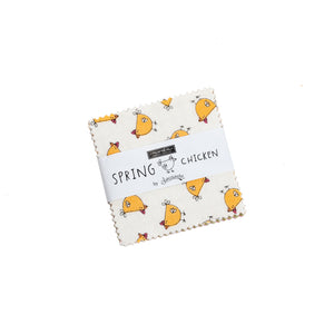 Spring Chicken Mini Charm by Sweetwater