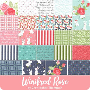 "Winifred Rose 10"" Stacker"