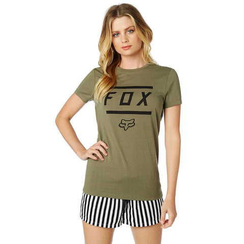 Fox racing listless crew t-shirt