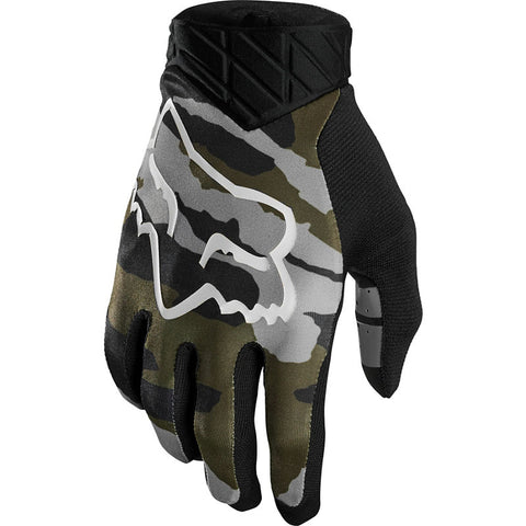 Fox racing flexair camo glove