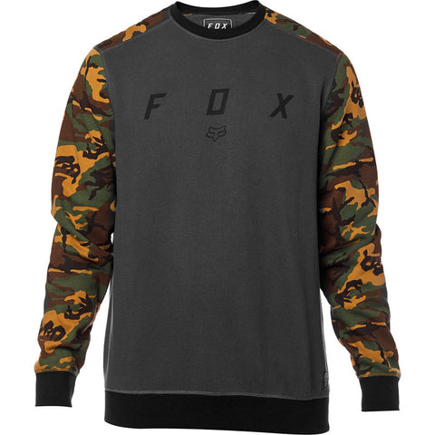 Fox racing destrakt crew fleece