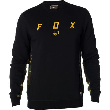 Fox racing harken crew fleece