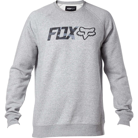 Fox racing legacy crew fleece