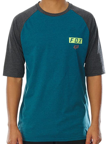 Fox racing moth raglan short sleeve t-shirt