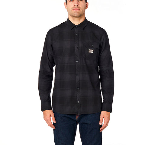 Fox racing voyd vintage flannel