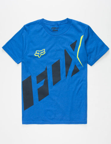 Fox racing Youth seca wrap ss tee