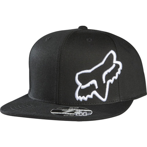 Fox racing poundbank fitted hat black