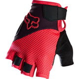 fox racing reflex short gloves