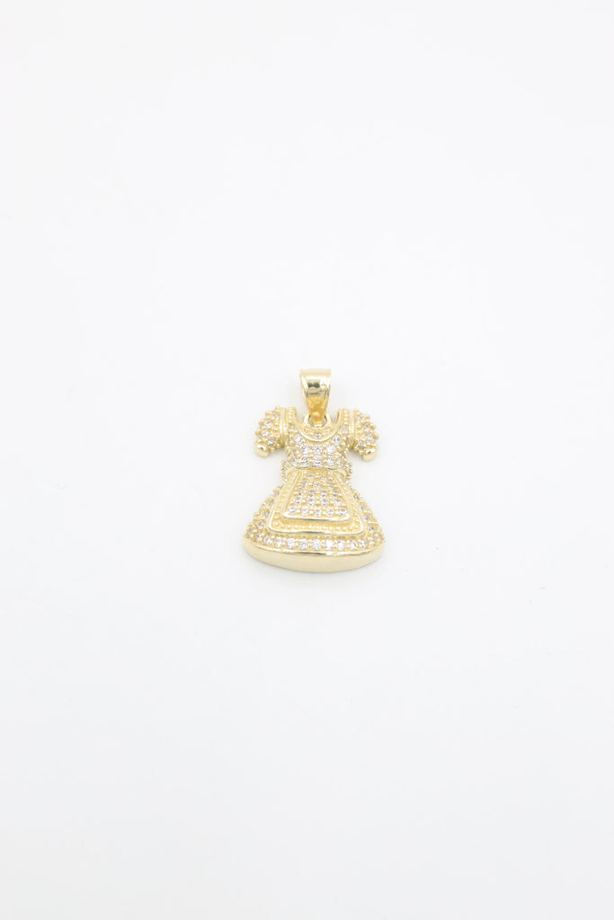 *NEW* 14K Dress Pendant CZ JTJ™ - Javierthejeweler