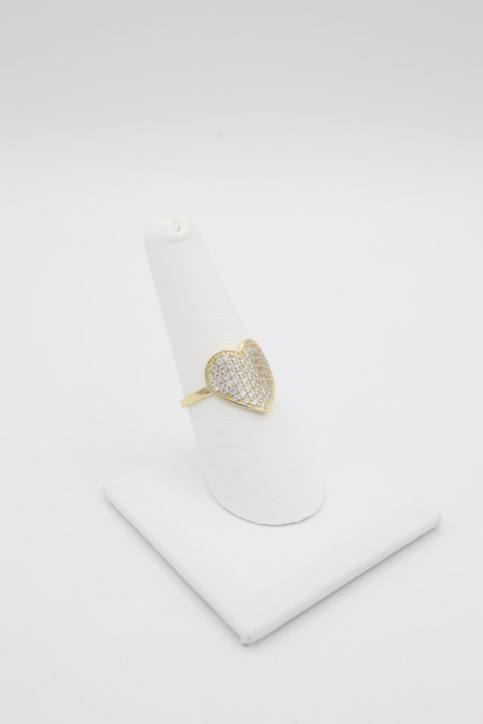 *NEW* 14K Women Heart 💛 ZC Ring  JTJ™ - Javierthejeweler