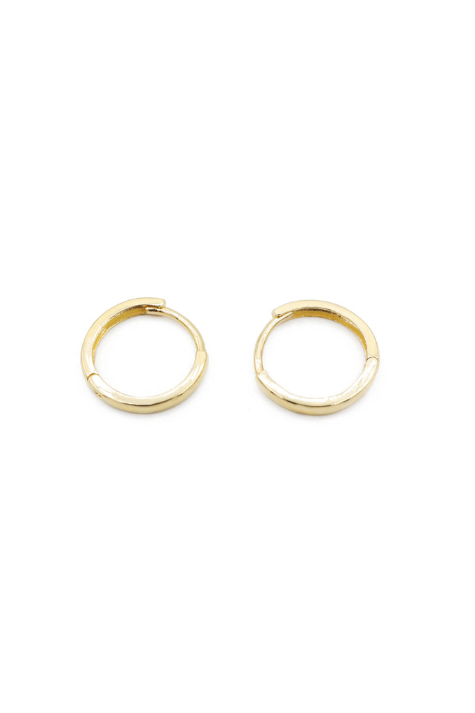 *NEW* 14k Hoops (Medium Earrings) JTJ™ - Javierthejeweler
