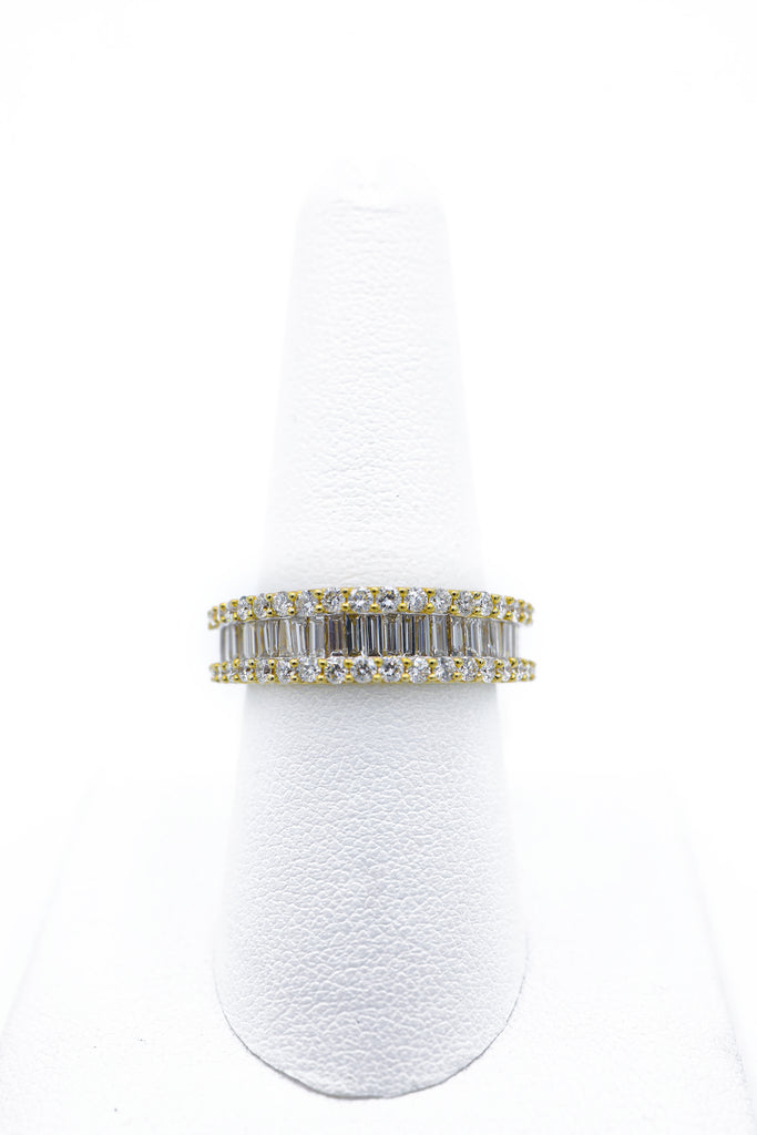 14K Men's Diamond Ring JTJ™ - Javierthejewelernyc