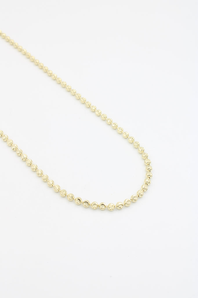 14k Moon Cut Chain - JTJ™ - Javierthejewelernyc