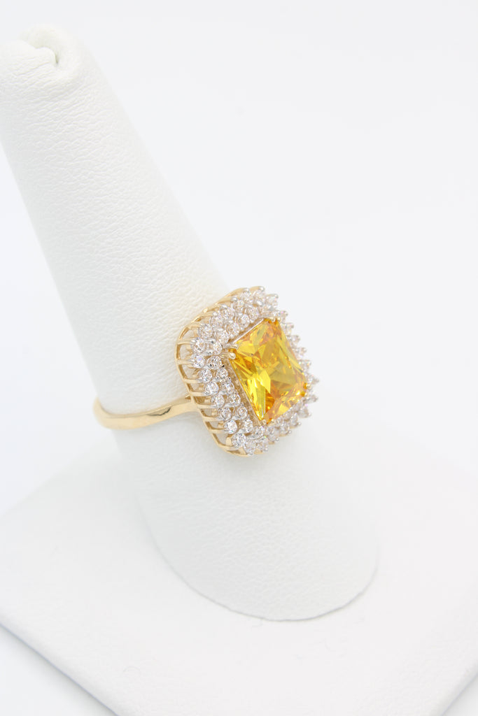 *NEW* 14k Women Ring (Yellow)- JTJ™ - Javierthejeweler