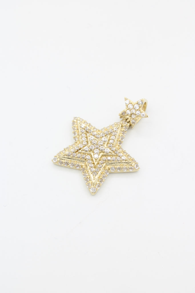 *NEW* 14K Star Pendant - JTJ™ - Javierthejeweler