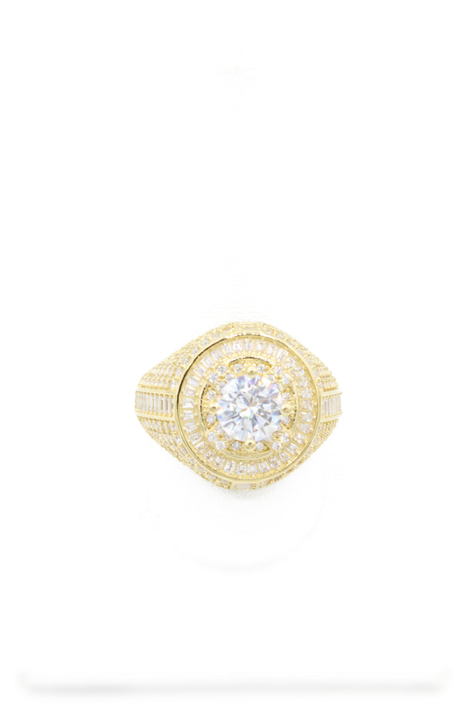 *NEW* 14k Men CZ Ring -  JTJ™ - Javierthejeweler