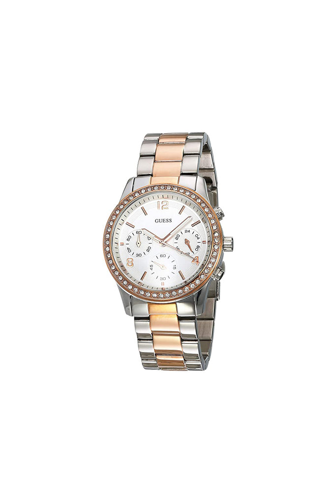 Guess Two-Tone Watch - W0122L1 - Javierthejewelernyc