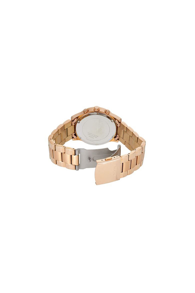 Guess Rose Tone Watch - W0122L3 - Javierthejewelernyc
