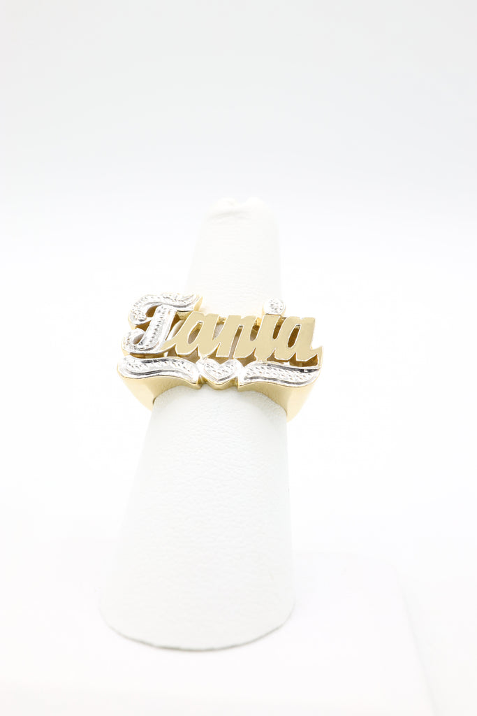 "Name Ring JTJ™ - USE PROMO CODE ""NAME"" - Javierthejewelernyc"