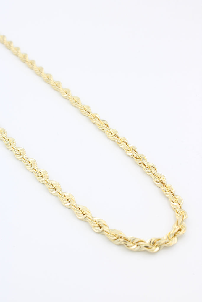*NEW* 14k Solid Rope Chain JTJ™ - Javierthejewelernyc
