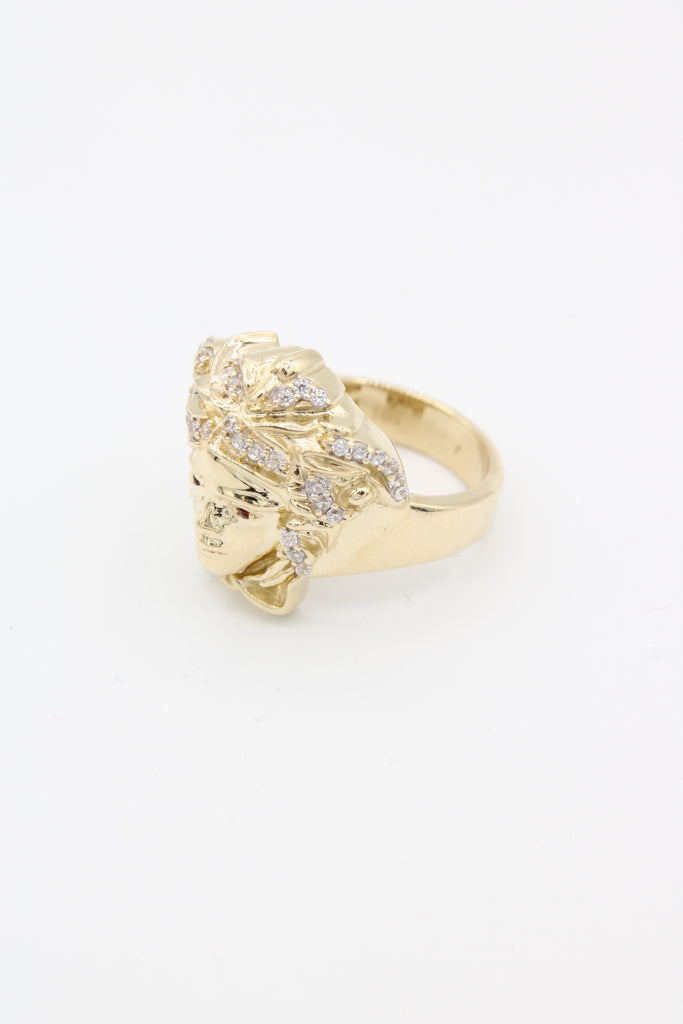 *NEW* 14K Versace  Ring JTJ™ - - Javierthejewelernyc