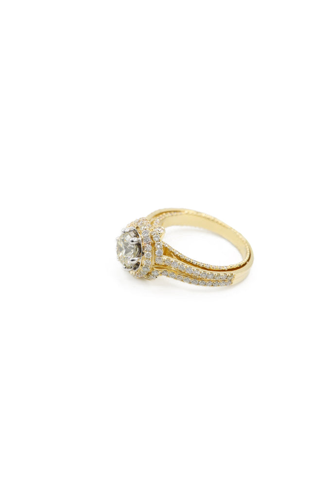 *NEW* 14K Engagement Diamond Ring JTJ™ - Javierthejewelernyc