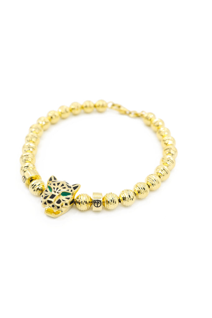 *NEW* 14k Woman bracelet 14K (Panter) JTJ™ - Javierthejewelernyc
